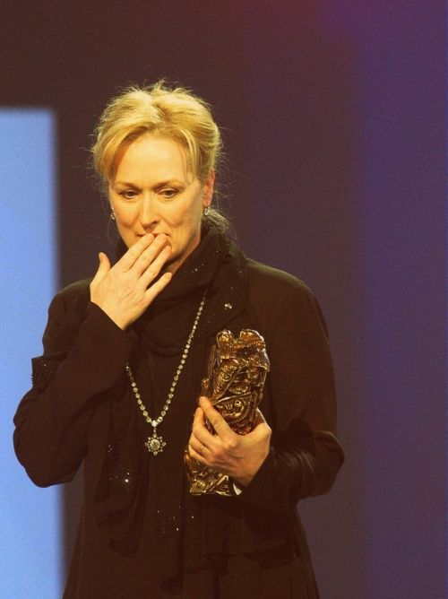 At the 28th Annual César Awards, February 2003