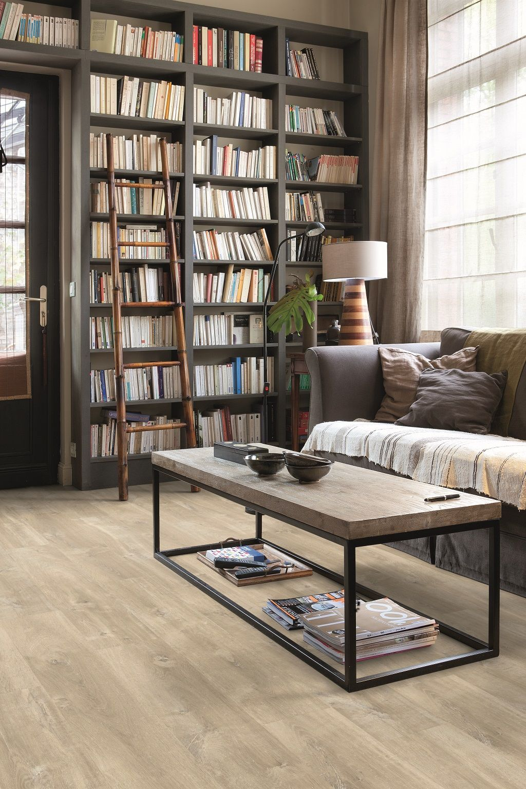 Libraries For Living Room: How To Choose The Ideal Living Room Floor In 2019