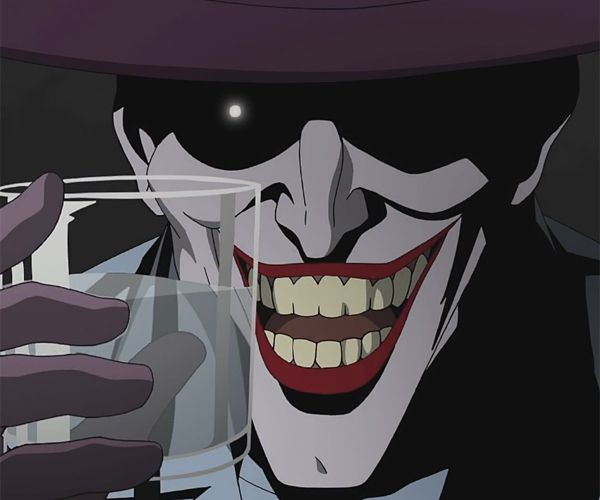 Batman: The Killing Joke ...they did such a beautiful job, I am beyond obsessed…