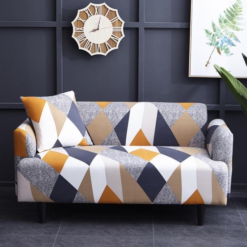 Living Room Sofa Price Beautiful 2019 Elastic Force Universal Sofa Cover Full Package Stretch Di 2020 Sofa Slipcover