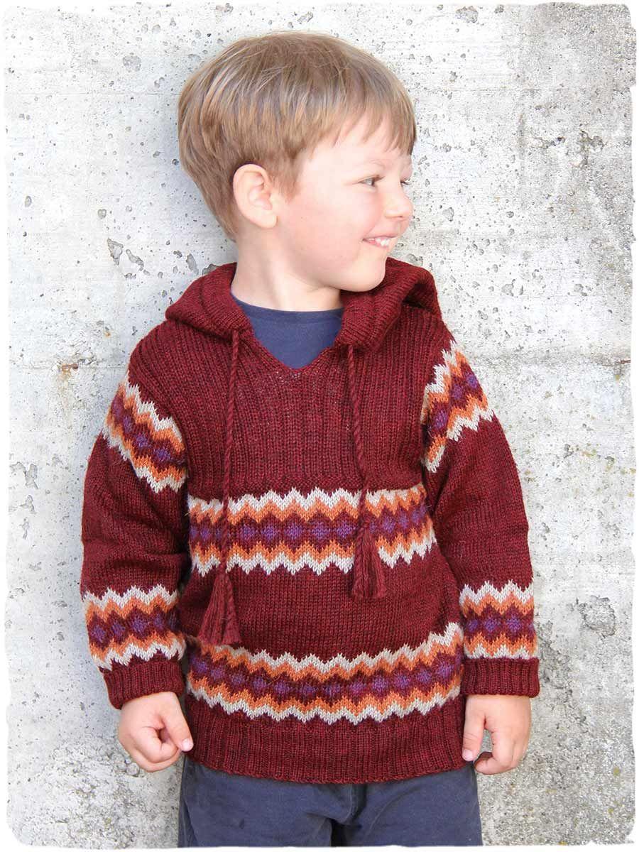 Maglione ai ferri per bambini #Maglione ai ferri per