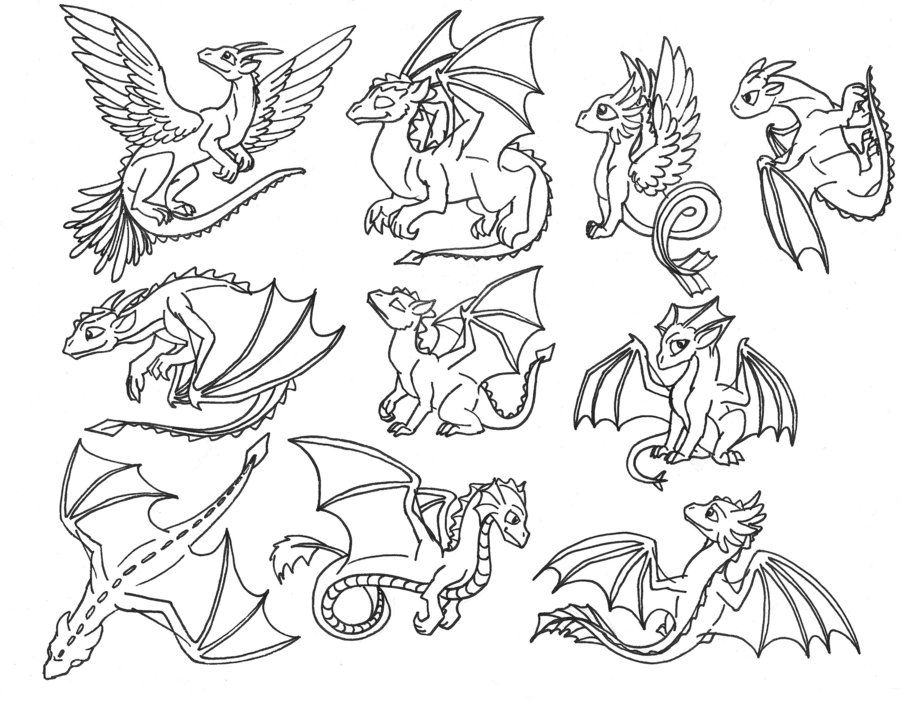 17 Best images about Dragons on Pinterest | Chinese dragon, Clip ...
