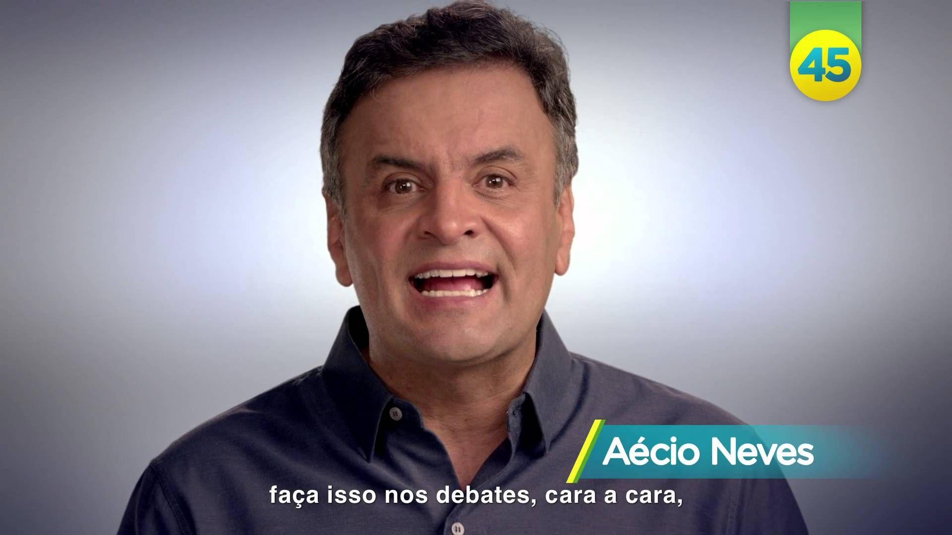 Aécio Neves - Críticas