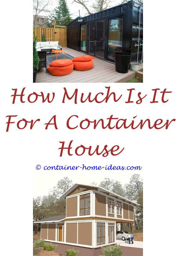 How Can I Build A House Of Containers Metal containers Container