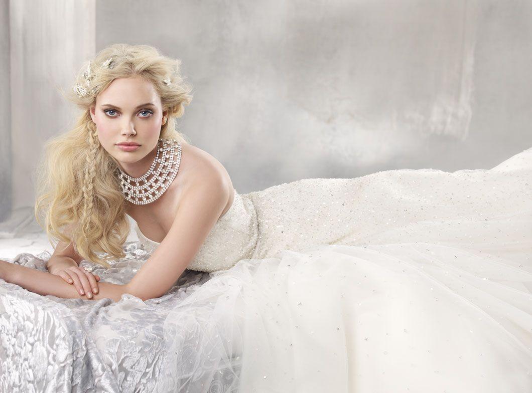 Alvina Valenta Bridal Gown Style AV9259. Find @ De Ma Fille Bridal ...