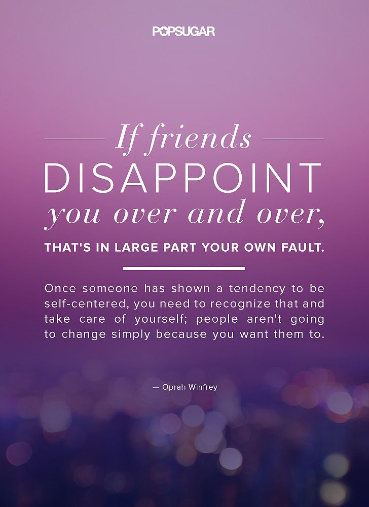 Oprah Quotes About Friendship Prepossessing 8 Oprah Winfrey Quotes That Will Make You A Better Person  Oprah