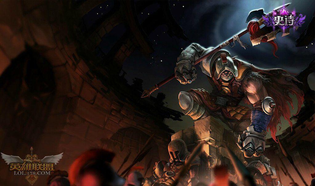 Jax (League of Legends, Chinese Splash Art)