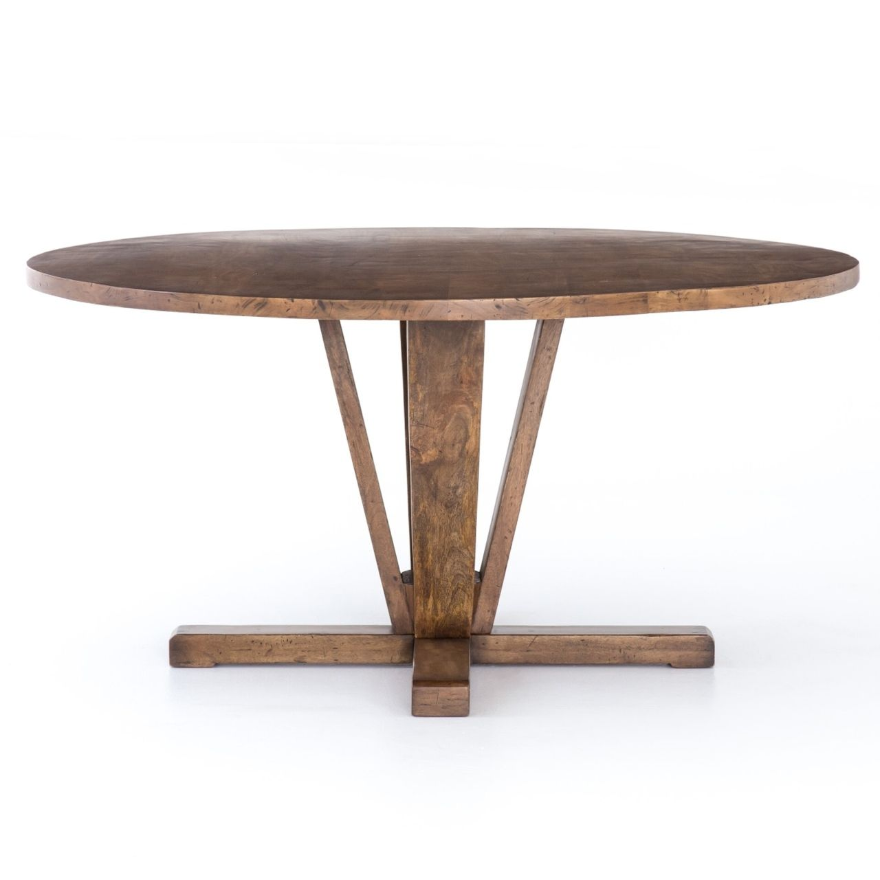 Cobain Reclaimed Wood Round Dining Table 60 Round Wood Dining Table Reclaimed Wood Round Dining Table Farmhouse Round Dining Table [ 1280 x 1280 Pixel ]