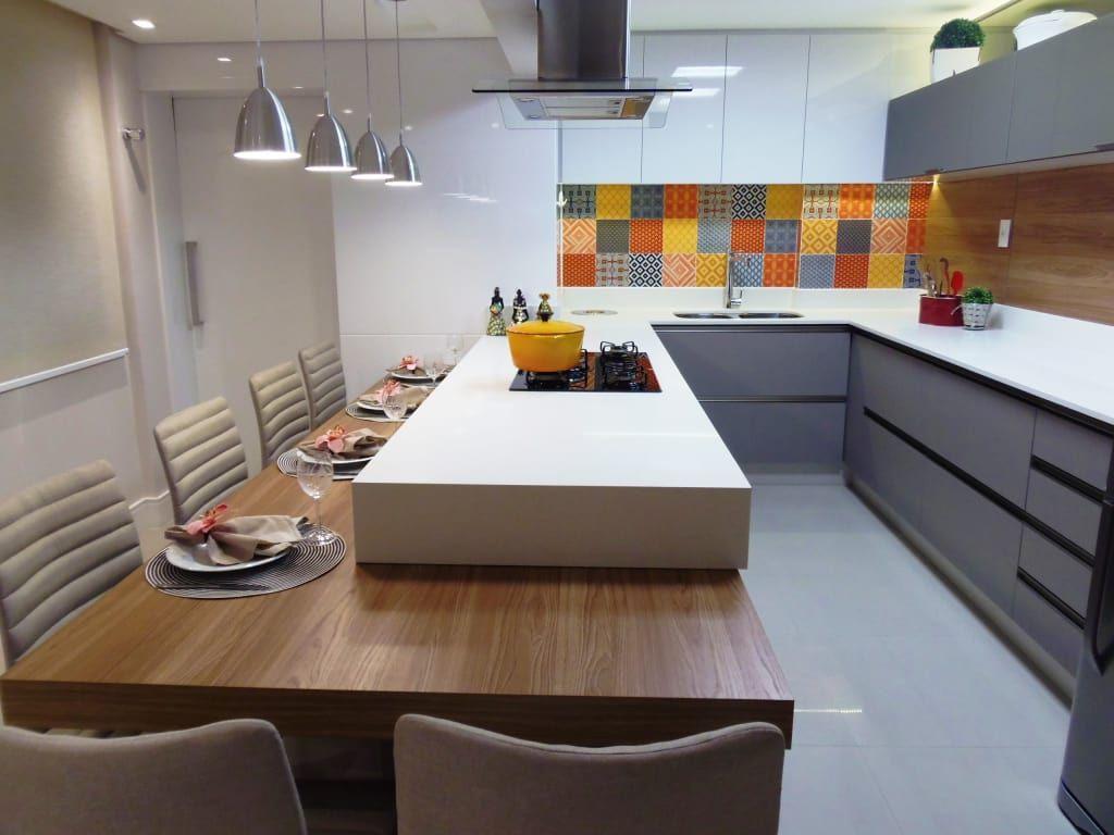 Fotos De Cozinhas Modernas Reforma De Cozinha Florian Polis