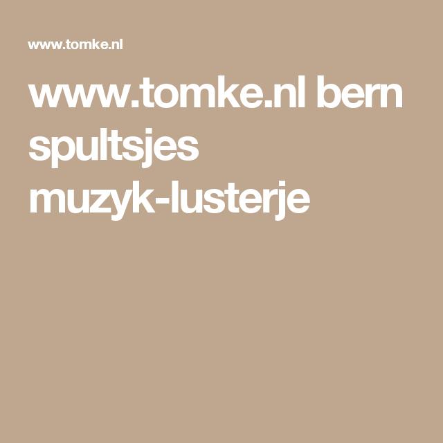 www.tomke.nl bern spultsjes muzyk-lusterje