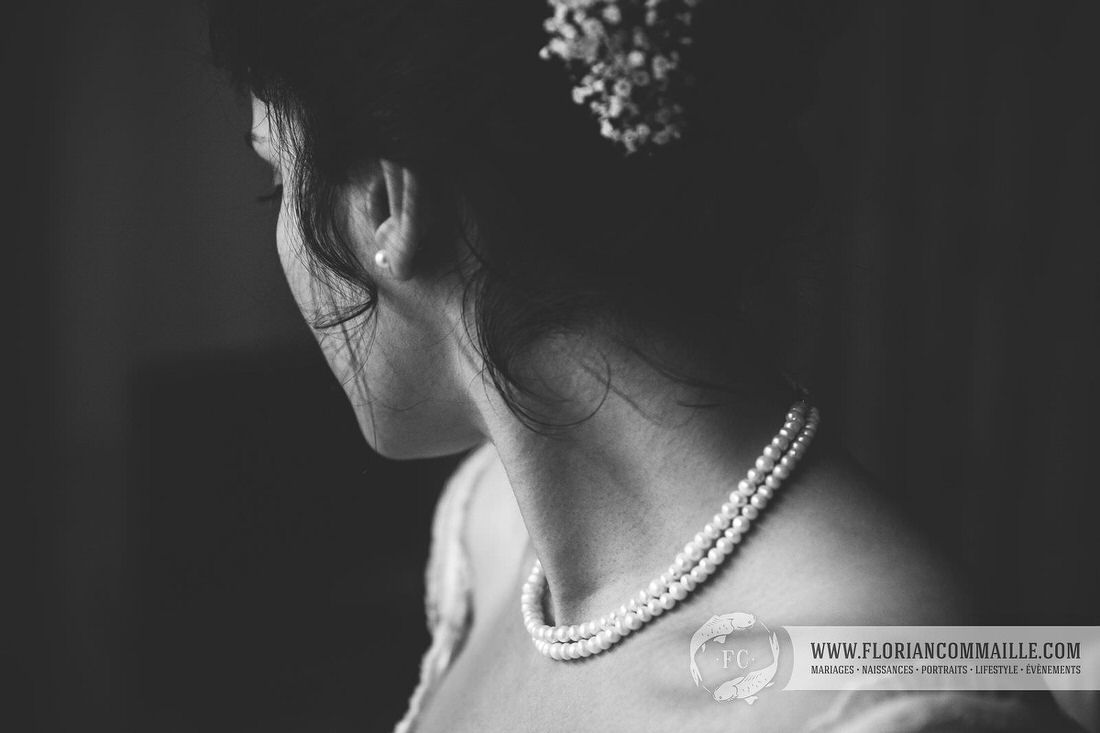 Mariage Salomé & Matthieu • Bijoux