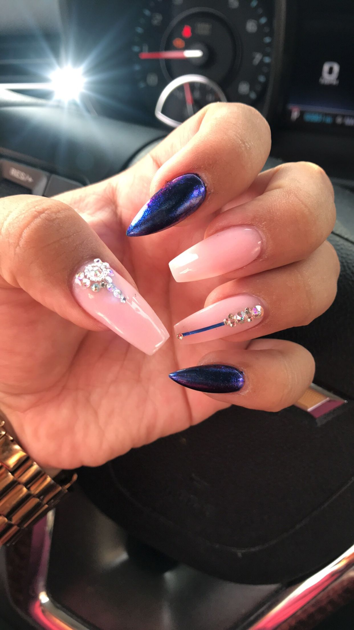My Nails Coffin Stiletto Nails Pretty Nails Trendy Nails Matte Nails