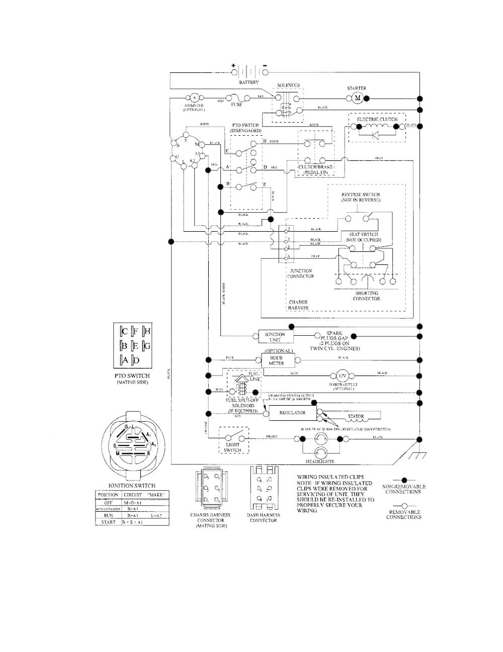 Ford 3600 Tractor Wiring Diagram Library A 641 Accessory Ques Yesterday39s Tractors Power King Detailed Schematics 3000 Schematic