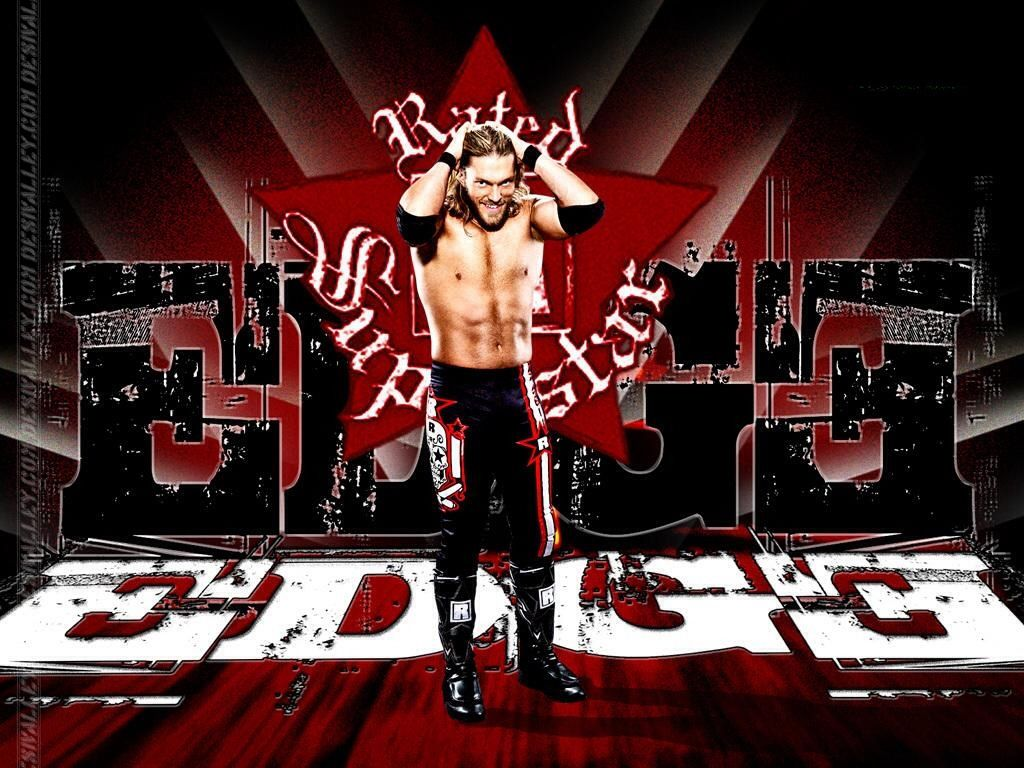 edge aka: the rated r superstar | wrestling | pinterest