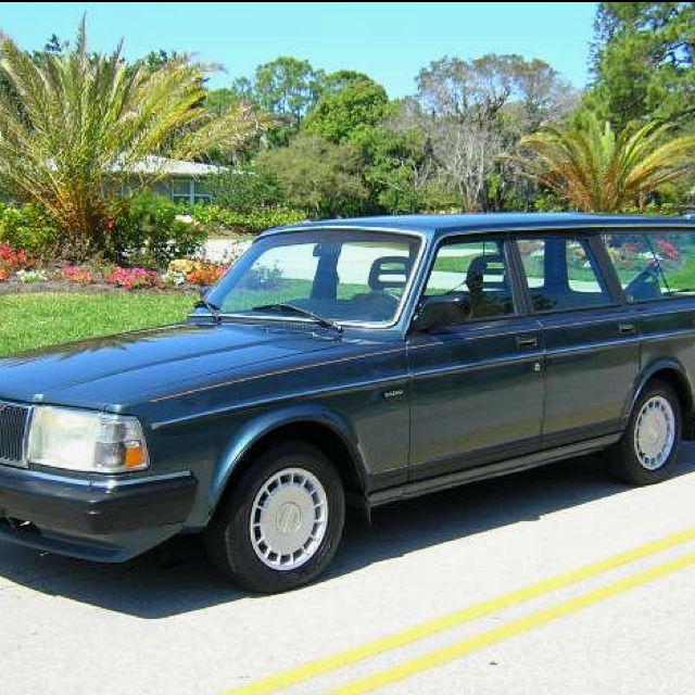 Volvo 4 Wheel Drive Wagon