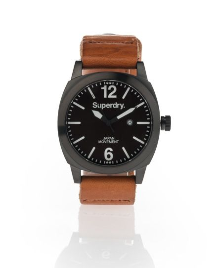 Superdry Thor Heavy Hide Watch - Men's Watches