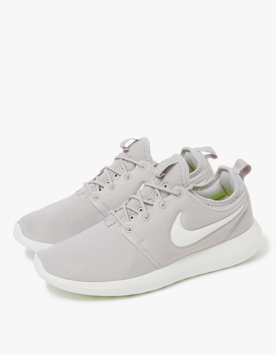 huge discount 7178b f26fd Roshe Two LT in Iron Ore Summit White-Volt