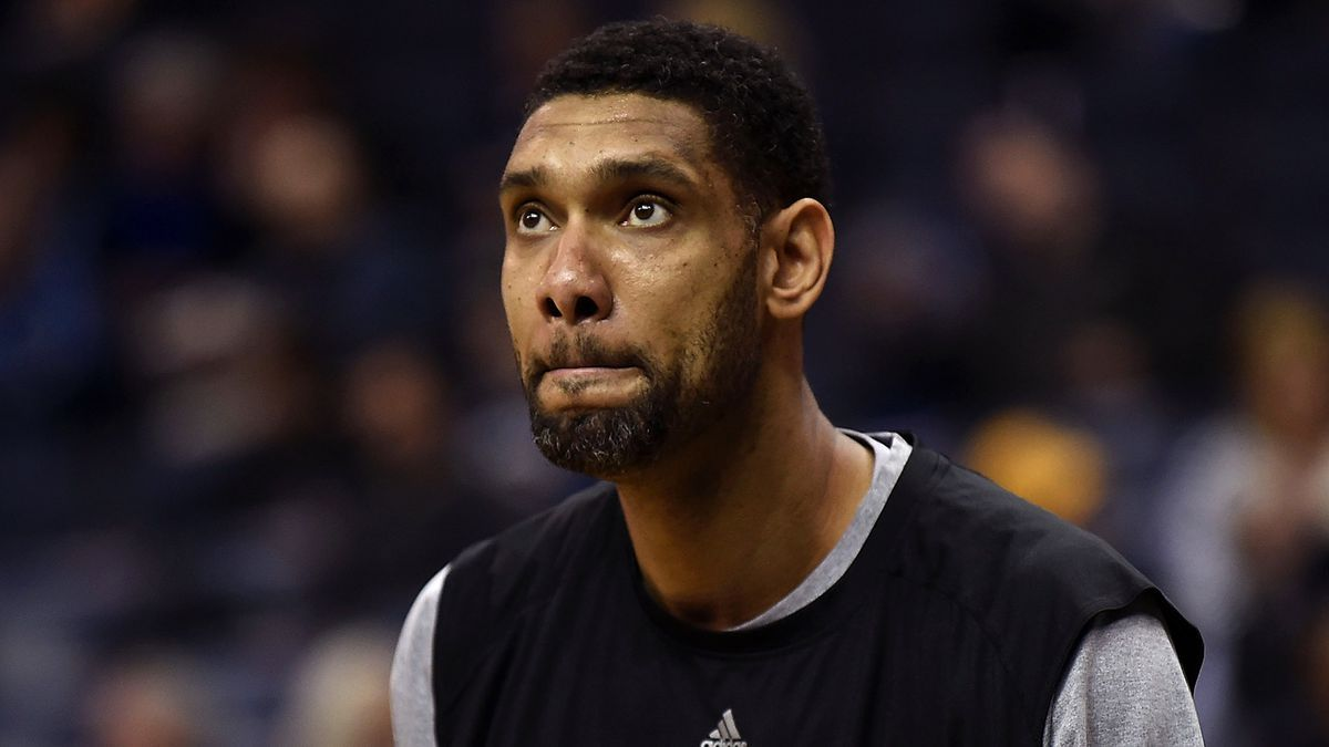 Tim Duncan Proudly Reflects On All The Degrees He