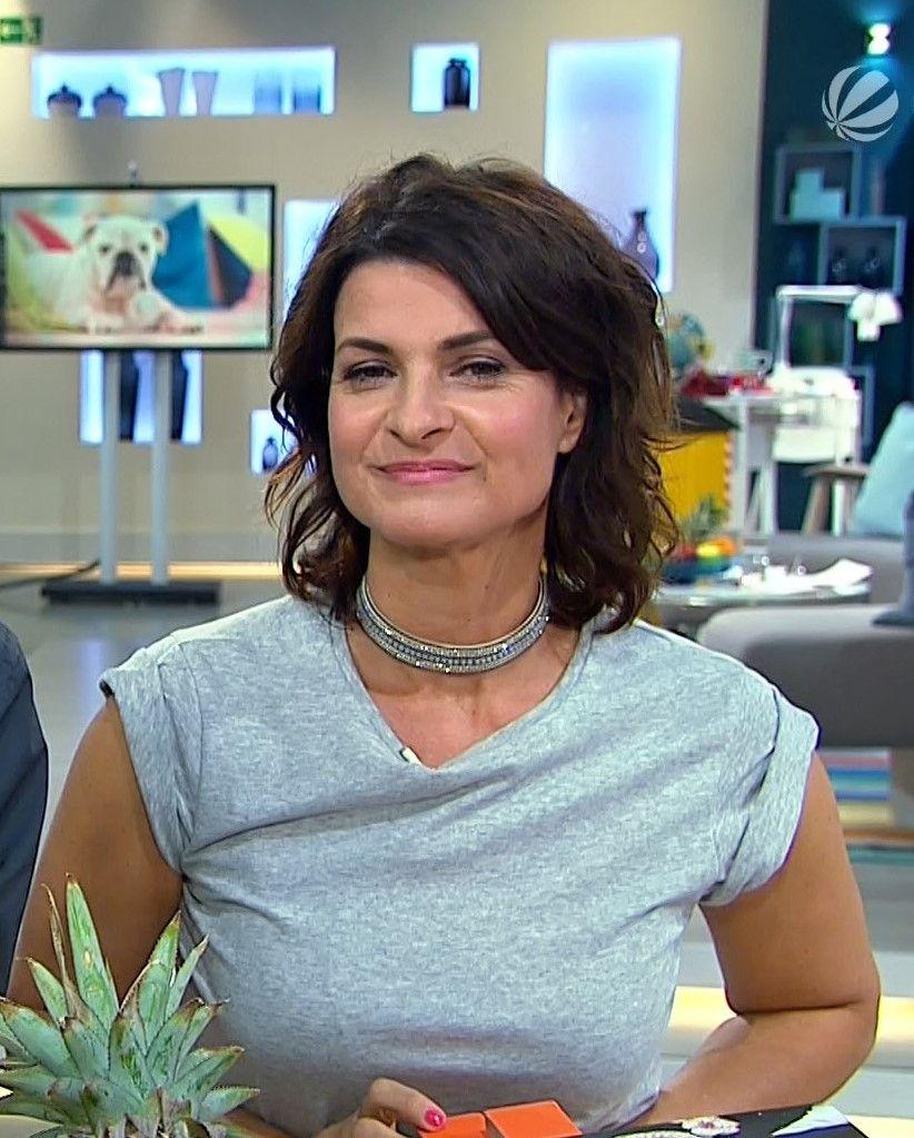 Marlene Lufen SAT TV | Anchor