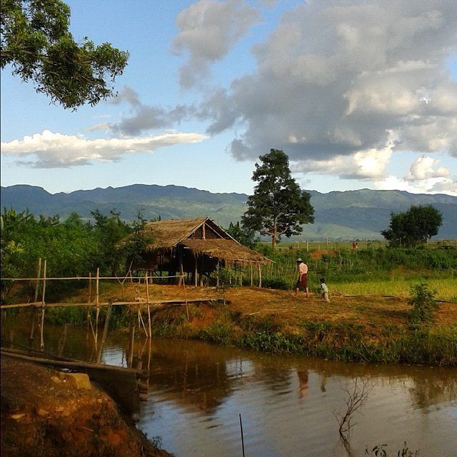 ** Near Inle Lake - Myanmar