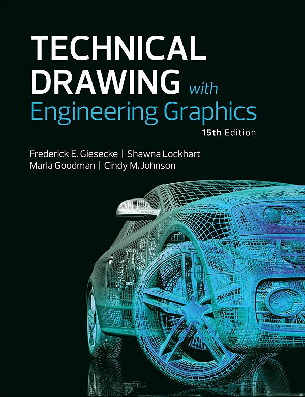 Technical Drawing With Engineering Graphics Books Pinterest