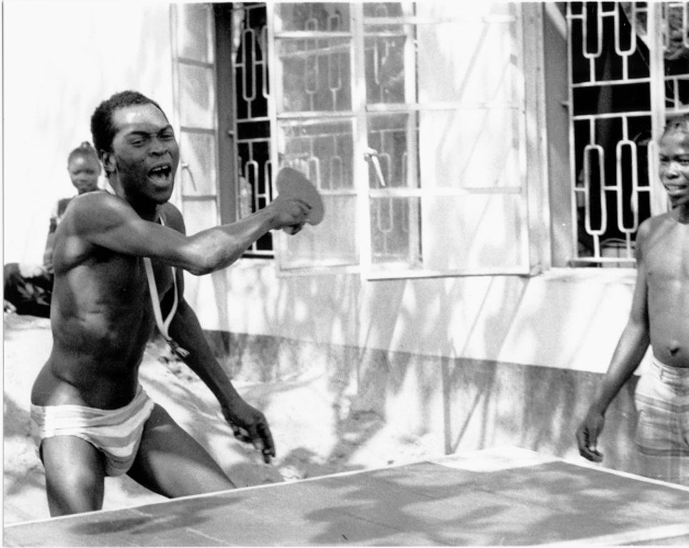 Image result for fela playing tennis