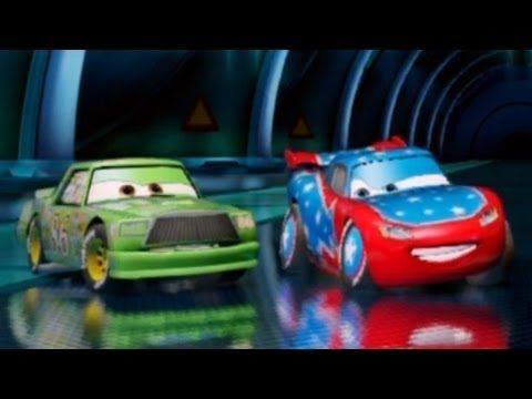 Ps3 Cars 2 The Video Game Chick Hicks Vs Daredevil Lightning Mcqueen