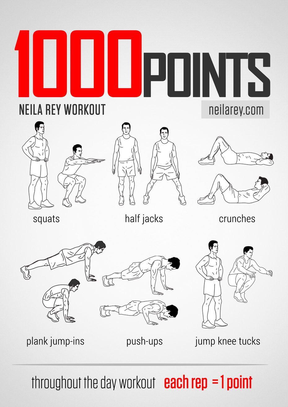 neila rey workout pdf download
