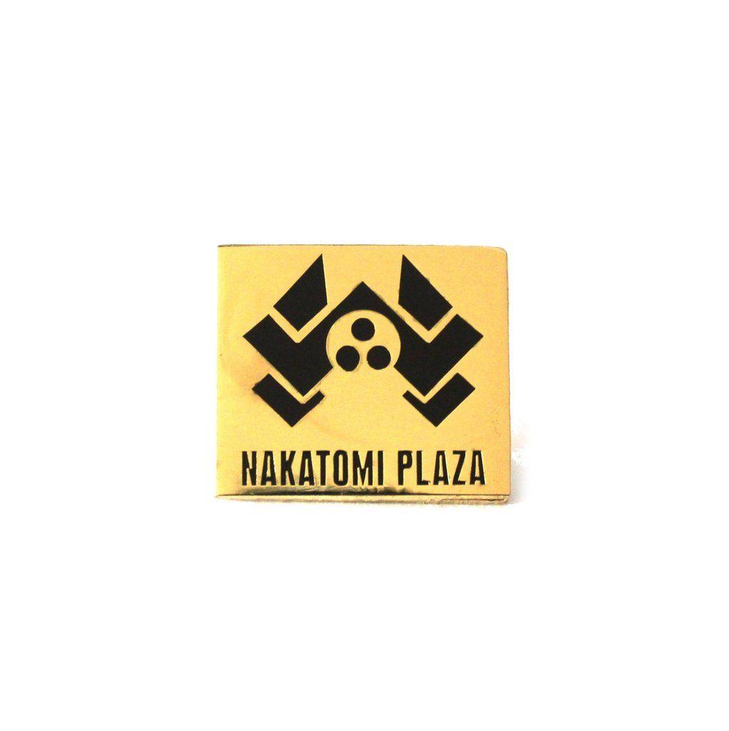 pinship - nakatomi plaza pin