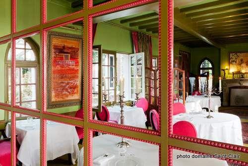 Le Donjon Restaurant Gastronomique  U00e0 Etretat