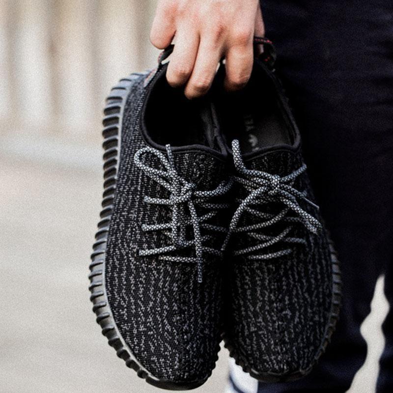 90475d4f Wholesale cheap yeezy boost 350 black online, mesh - Find best kanye west  yeezy boost