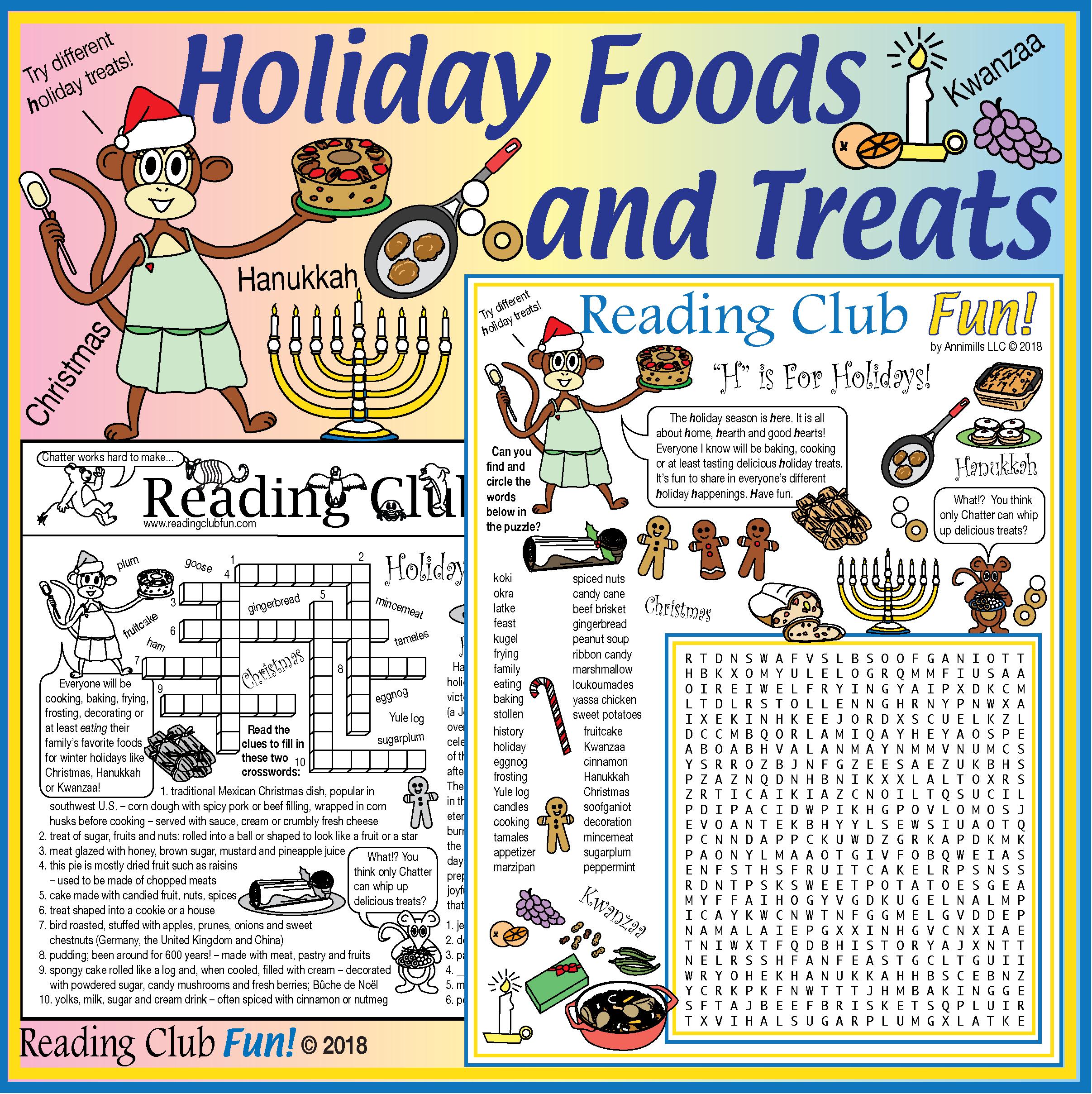 Holiday Foods Amp Treats Celebrating Christmas Hanukkah