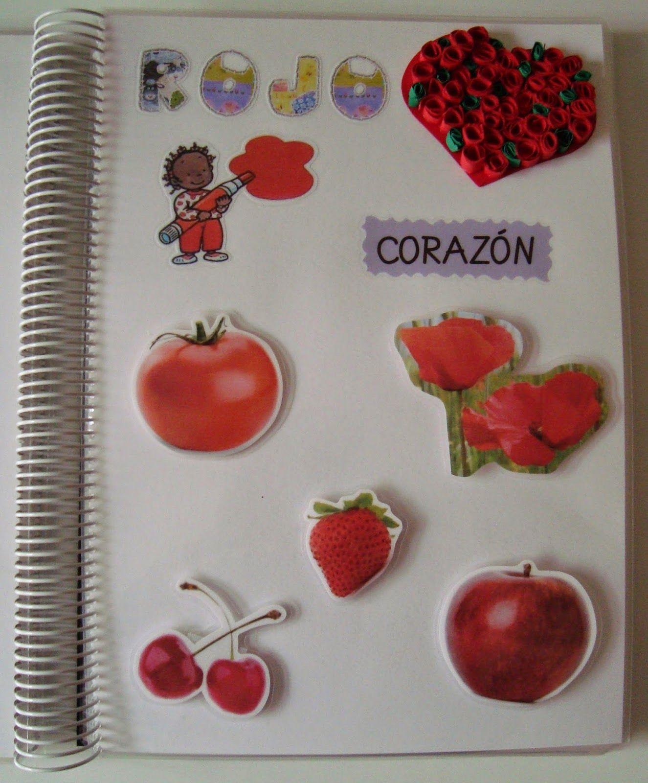 Plastificando ilusiones: El libro de los colores | preeschool ...
