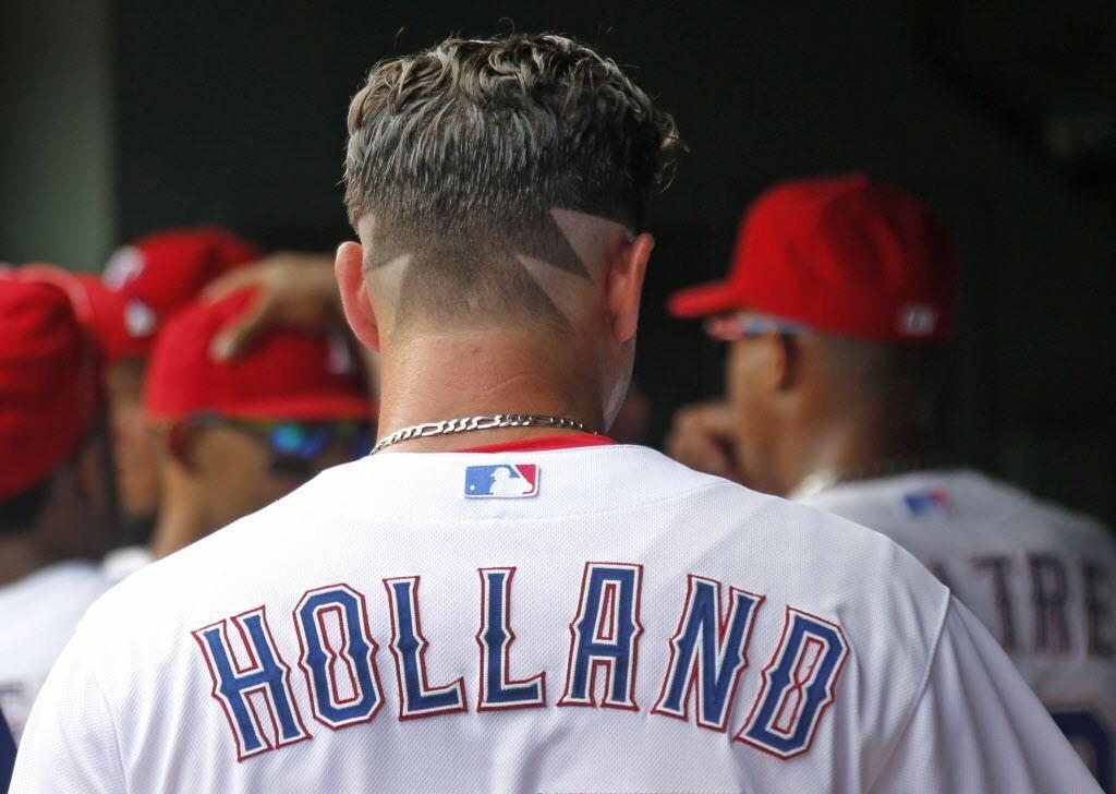 the thing haircut rangers thing