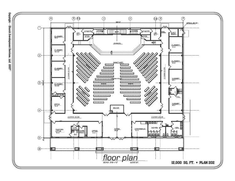 Could Eliminate The Conference Room For A Larger Foyer