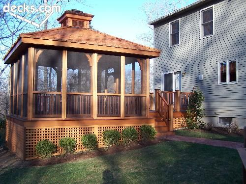 Low elevation deck picture gallery deck outdoor decor for Low elevation deck plans