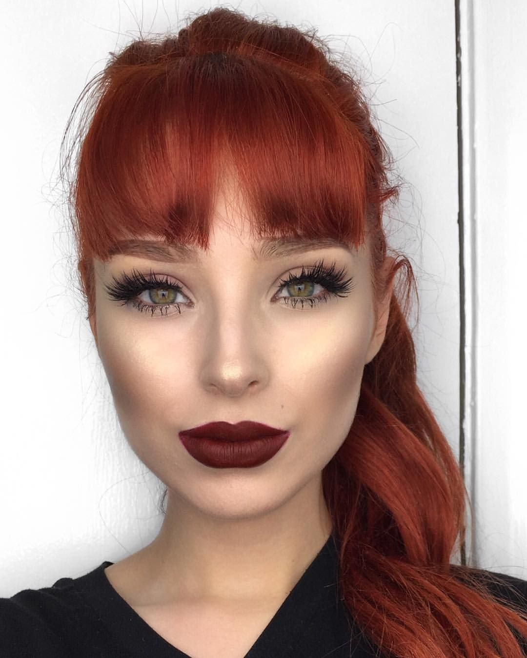 """Photo of Lupe Sujey Cuevas on Instagram: """"YouTube video on this look. Link on bio. 🐱  I wanted to do a video on my hair color but today I realized my roots are growing. 😓 So next…"""""""