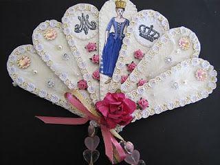 marie antoinette crafts | Ineke Original