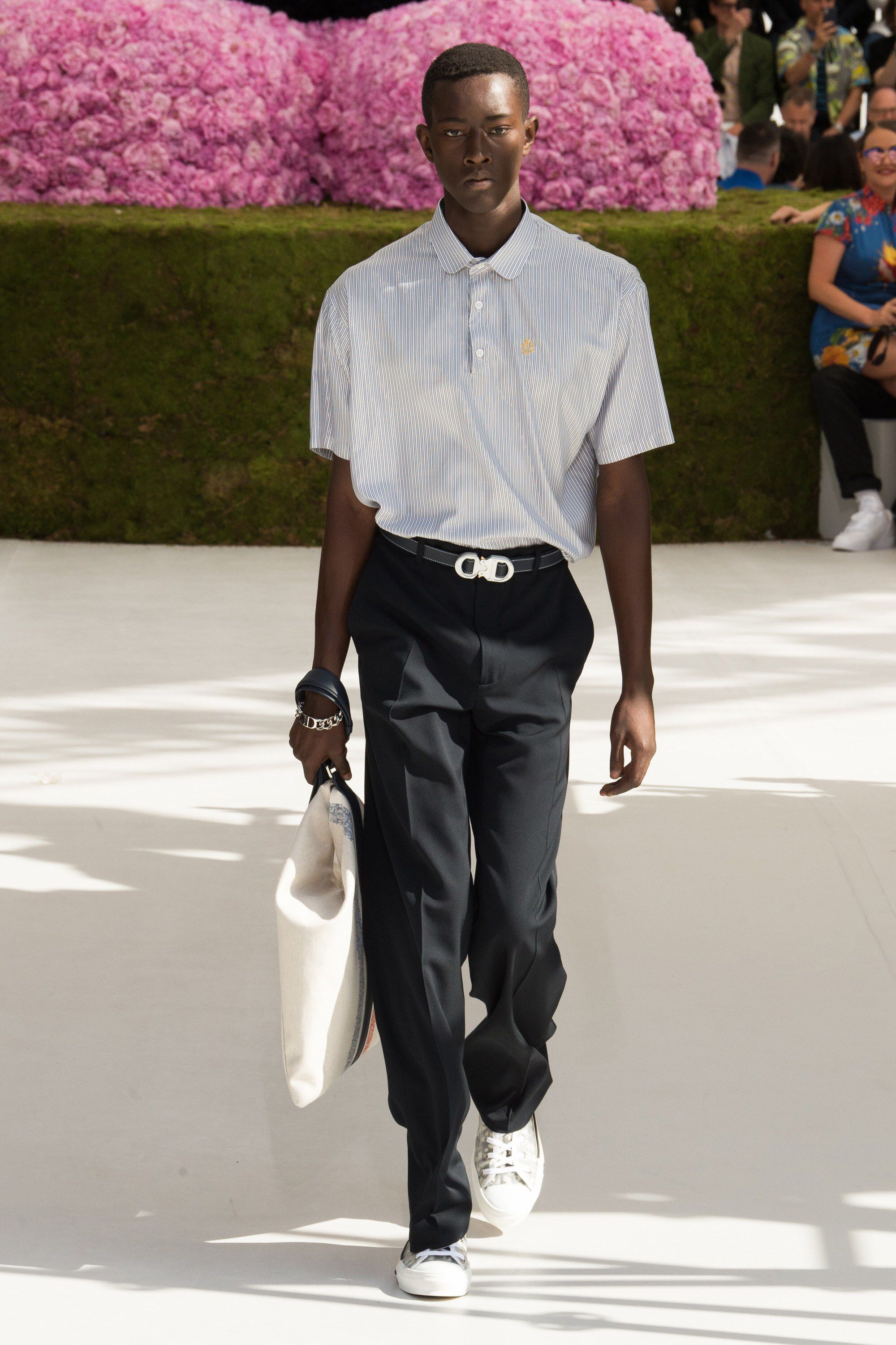 36180b38a0db Dior Homme Spring 2019 Menswear Fashion Show Collection  See the complete Dior  Homme Spring 2019 Menswear collection. Look 30