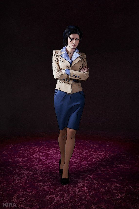 Snow White Cosplay Costume. The Wolf Among Us   The wolf ...
