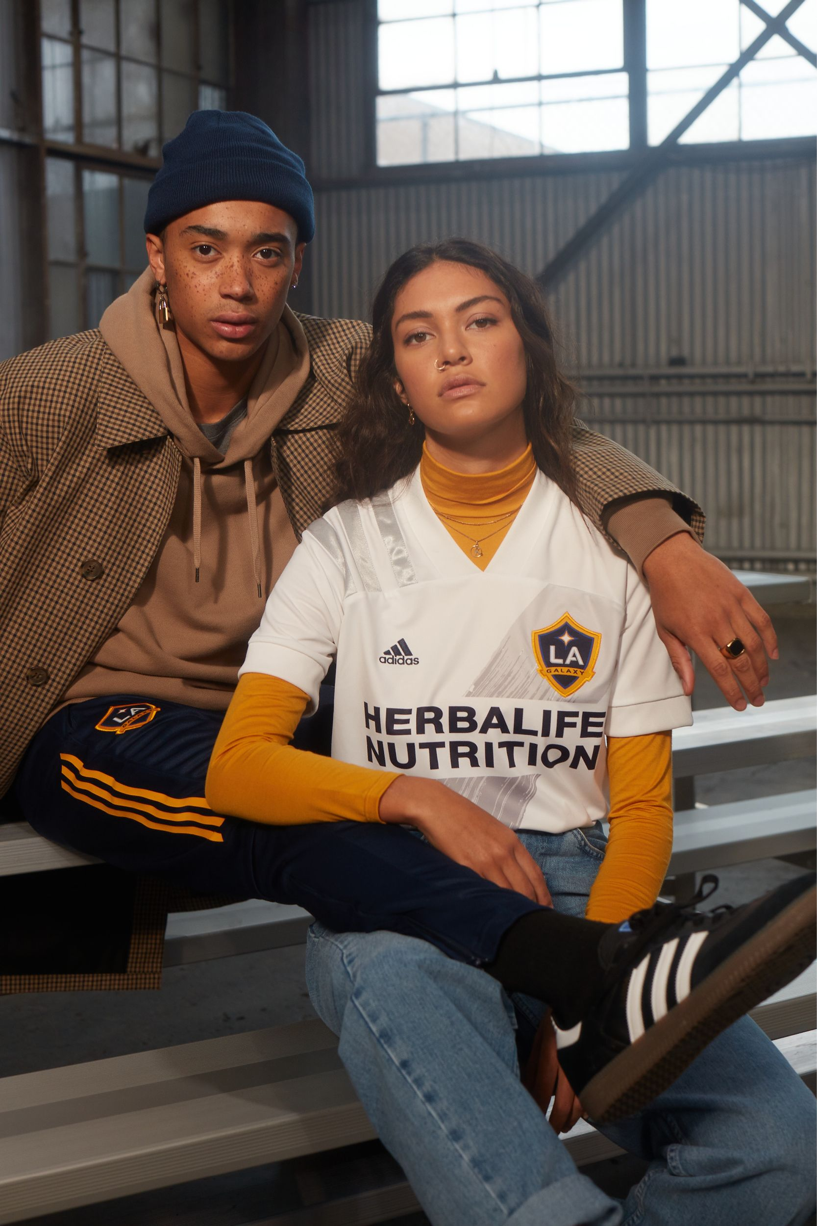 The Authentic 2020 Adidas X Major League Soccer Mls Jersey For La Galaxy Celebrates 25 Years Of Excellence In Los Angeles Wit In 2020 Adidas Outfit Fashion Club Tops