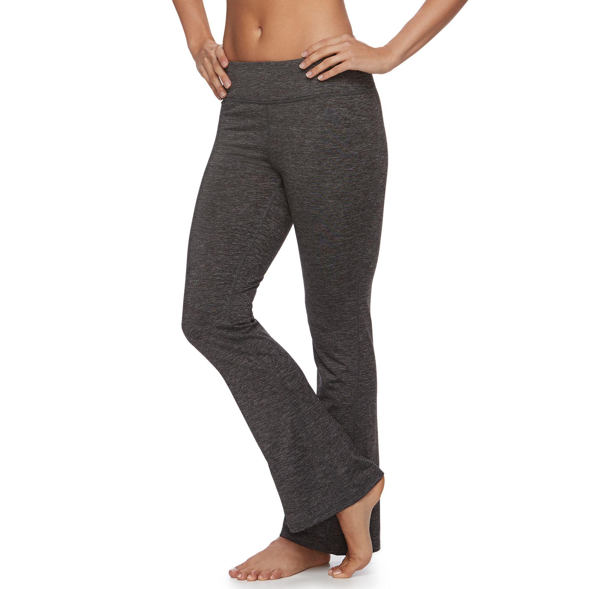 48248c891fd Women s Gaiam Om Zen Bootcut Yoga Pants
