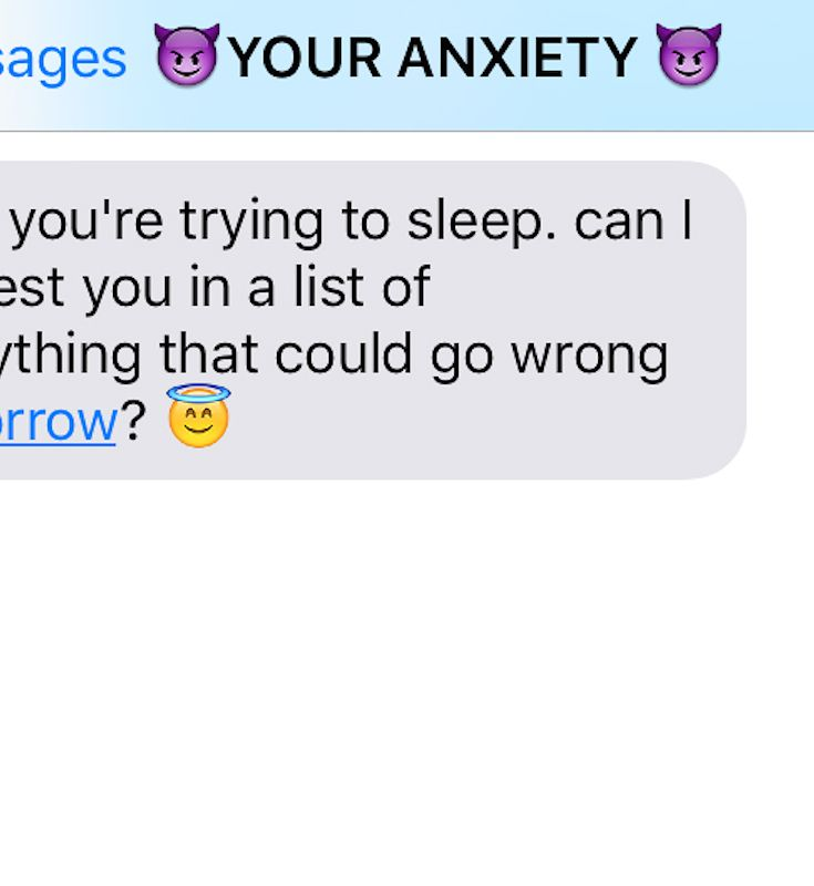 18 Unbelievably Rude Texts From Your Anxiety Adultproblems