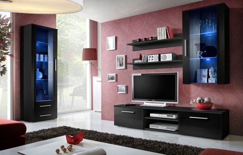 Bellis 5 Meuble Tv Avec Images Meuble Meuble Tv Moderne Meuble