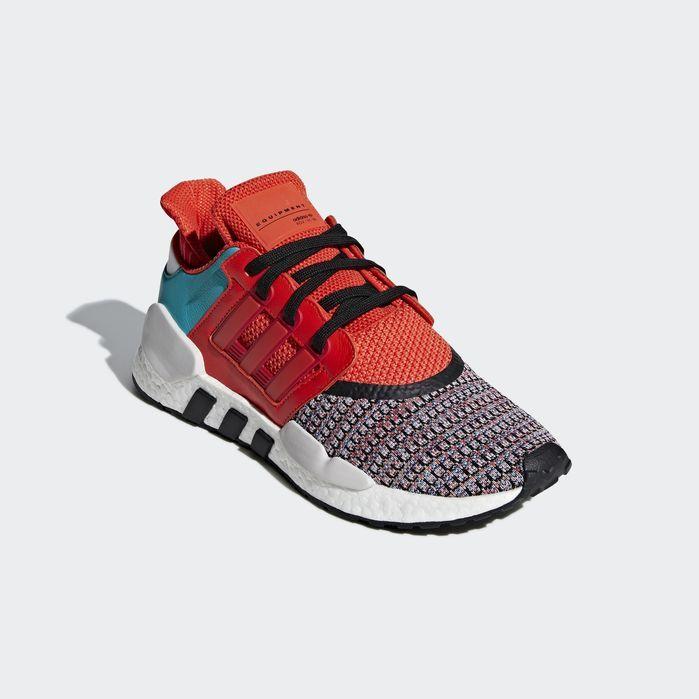 reputable site e5bde 624fa EQT Support 91 18 Shoes Bold Orange 14 Mens