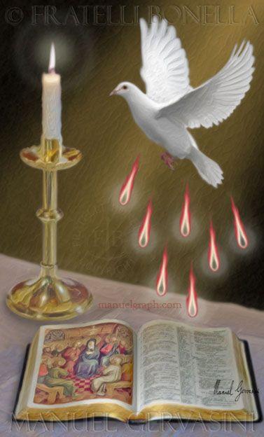 Saint -Esprit - Holy Spirit