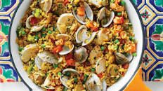 Perfect paella recipe rachael ray food network recipes to perfect paella recipe rachael ray food network forumfinder Images