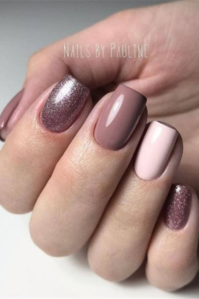 Short Gel Nails Image By Benz Lim On Nail Colors In 2020 Gel Nail Art Designs Short Acrylic Nails