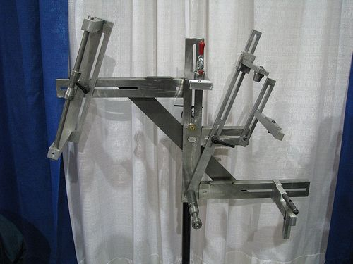 Bike Frame Jig Survey