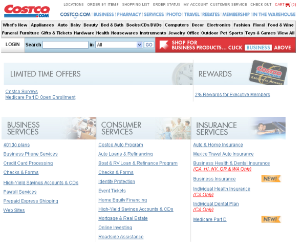 Complete Info In Costco Car Sales Website Picture Of Costco Car